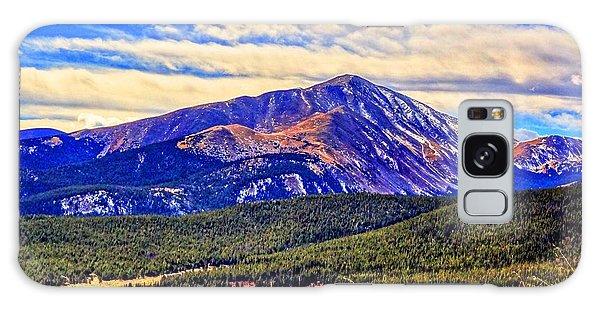 Mt. Silverheels II Galaxy Case by Lanita Williams