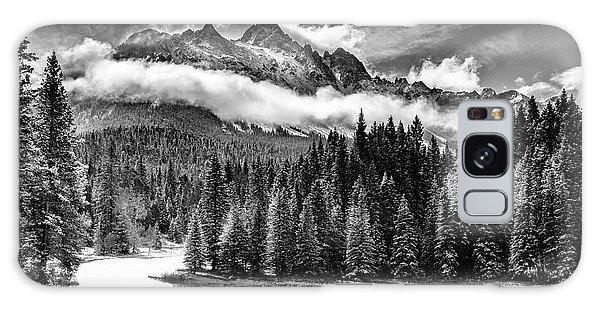 Mt Sneffels Galaxy Case by Steven Reed