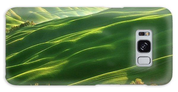 Layers Galaxy Case - Mucigliani... by Krzysztof Browko