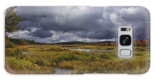 Mud Pond Clouds Galaxy Case