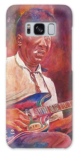Muddy Waters Galaxy Case