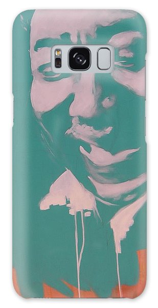 Muddy Waters Galaxy Case by Matt Burke