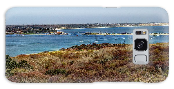 Mudeford Harbour Galaxy Case
