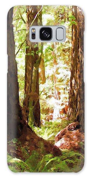 Muir Woods Galaxy Case