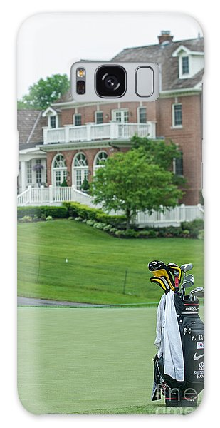 D12w-289 Golf Bag At Muirfield Village Galaxy Case