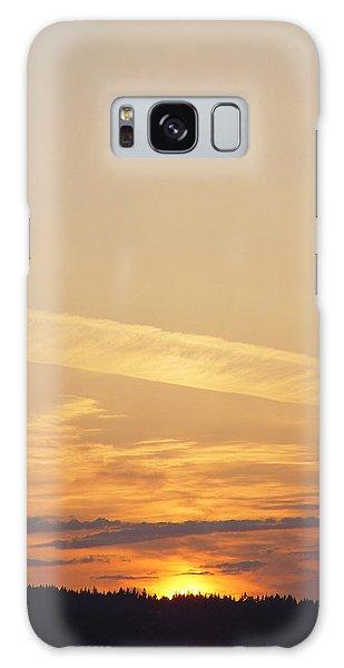 Mukeltio Sunset01 Galaxy Case