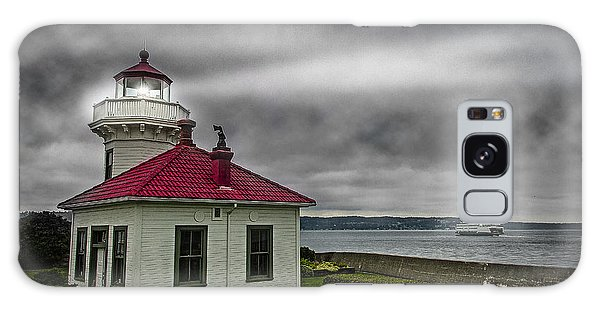 Mukilteo Lighthouse Galaxy Case