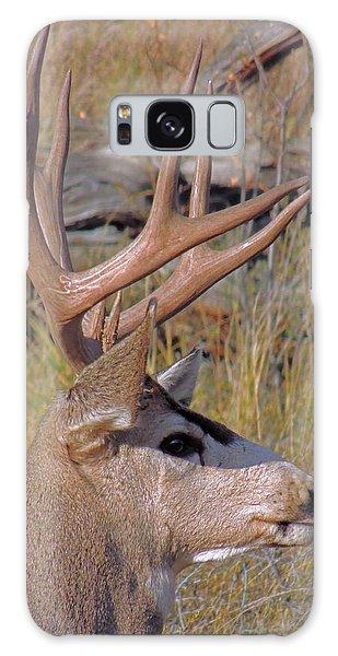 Mule Deer Galaxy Case by Lynn Sprowl