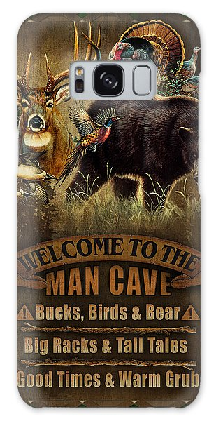 Turkey Galaxy Case - Multi Specie Man Cave by JQ Licensing
