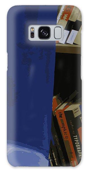 Multimedia Books Galaxy Case
