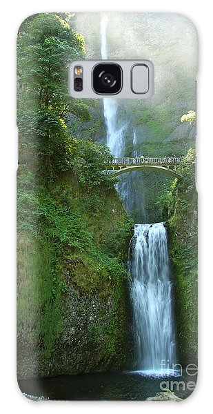 Multnomah Falls Galaxy Case