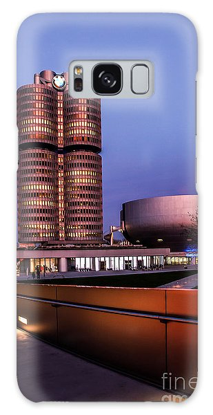munich - BMW office - vintage Galaxy Case
