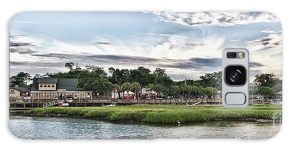 Murrells Inlet Marsh Walk Galaxy Case