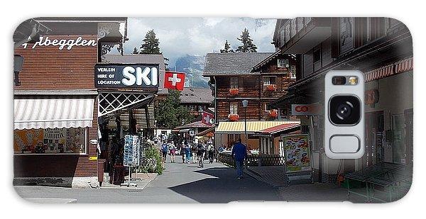 Murren Switzerland Galaxy Case
