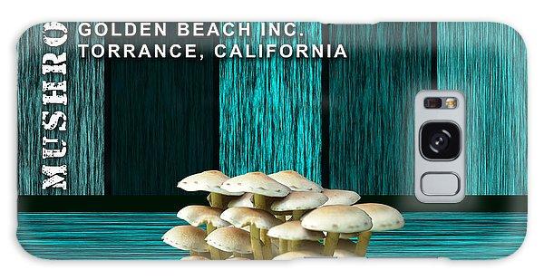 Mushroom Farm Galaxy Case