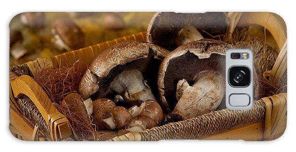 Mushrooms2166 Galaxy Case