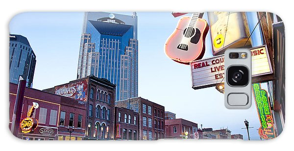 Music City Usa Galaxy Case