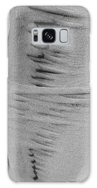 Music Of Sand Galaxy Case by Yulia Kazansky