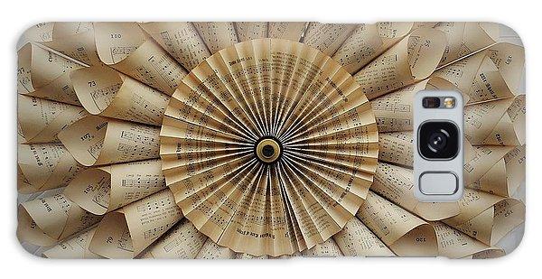 Music Wreath Galaxy Case by Jeanette Oberholtzer