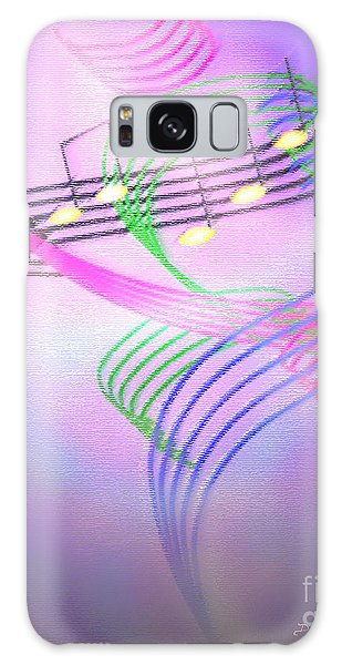 Musical Alchemy Galaxy Case by Dee Davis