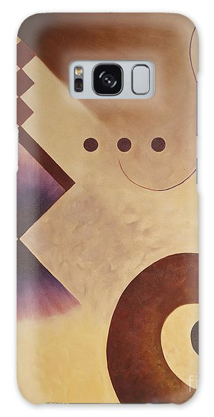 Musical Journey I Galaxy Case by Teri Brown