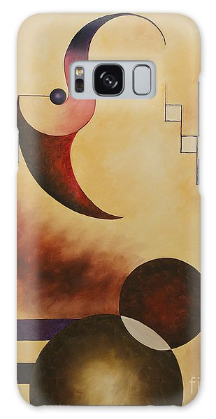Musical Journey IIi Galaxy Case by Teri Brown