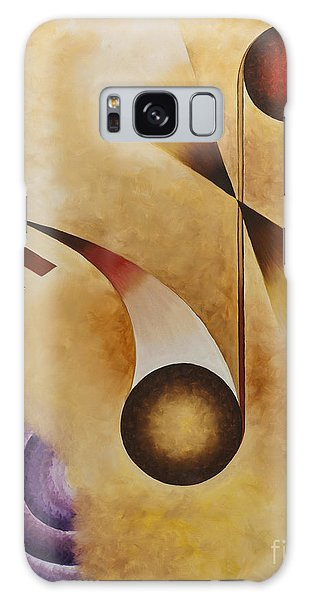 Musical Journey Iv Galaxy Case by Teri Brown
