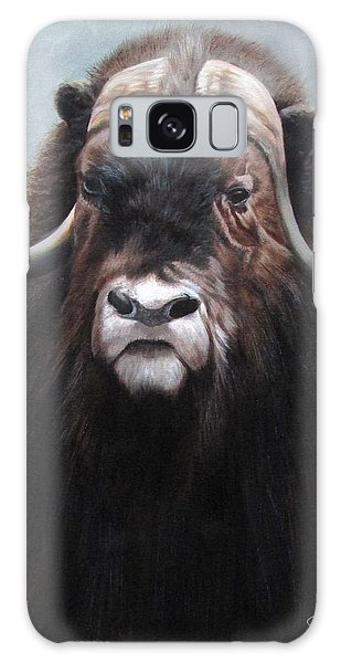 Musk Ox Galaxy Case