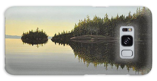 Muskoka Solitude Galaxy Case by Kenneth M  Kirsch