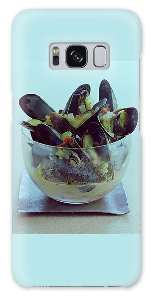 Mussels In Broth Galaxy Case