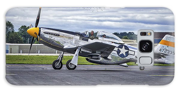 Mustang P51 Galaxy Case by Steven Ralser