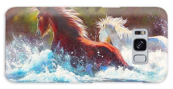 Mustang Splash Galaxy Case