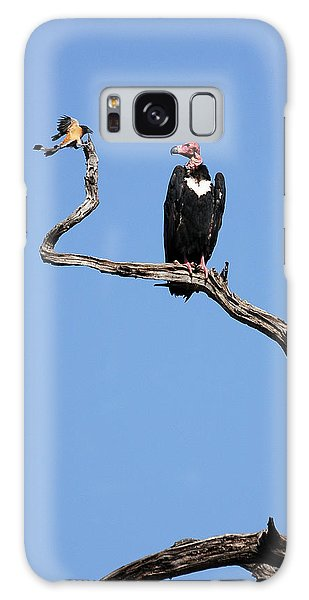 Mutual Admiration Galaxy Case by Fotosas Photography