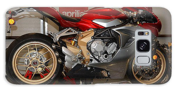 Mv Agusta Galaxy Case by Lawrence Christopher