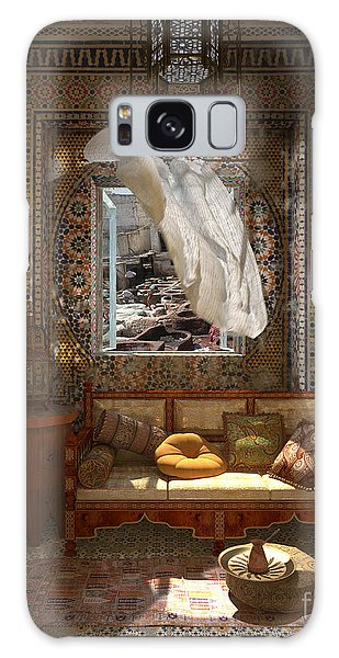 My Art In The Interior Decoration - Morocco - Elena Yakubovich Galaxy Case by Elena Yakubovich