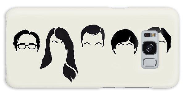 Hair Galaxy Case - My-big-bang-hair-theory by Chungkong Art