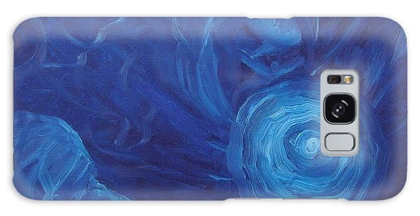 My Blue Dream Galaxy Case by Nina Mitkova