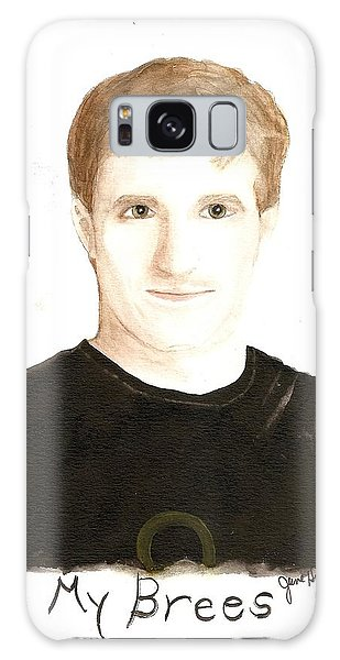 My Brees Galaxy Case