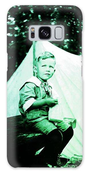 My Dad... Galaxy Case by Eddie Eastwood