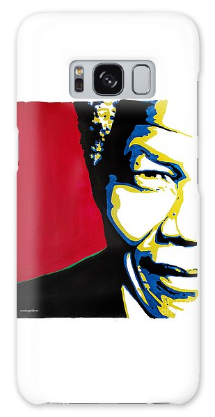 My Dear Nelson Mandela Galaxy Case