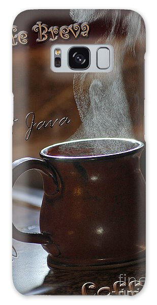 My Favorite Cup Galaxy Case by Robert Meanor
