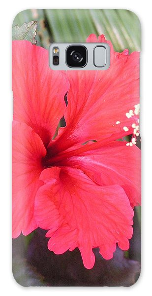 My Favorite Red Garden Friend Galaxy Case