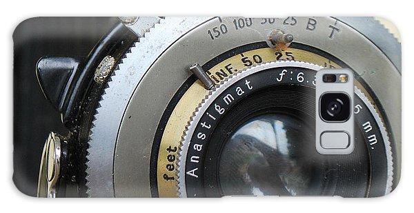 My Grandfather's Camera Galaxy Case
