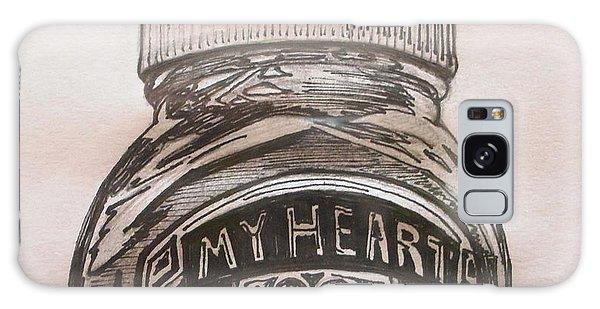 My Heart Galaxy Case