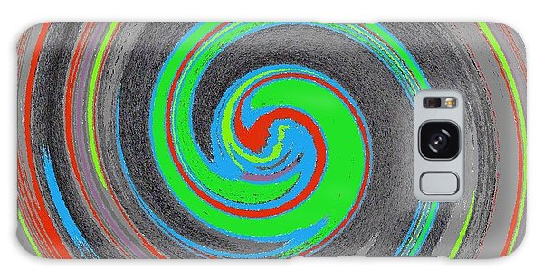 My Hurricane Galaxy Case by Catherine Lott