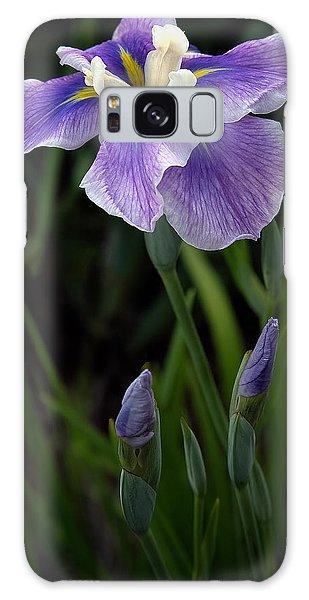 My Iris Galaxy Case by Penny Lisowski
