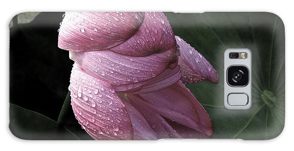 My Lotus My Love Galaxy Case by Larry Knipfing