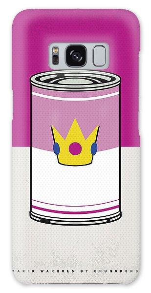 Donkey Galaxy Case - My Mario Warhols Minimal Can Poster-peach by Chungkong Art