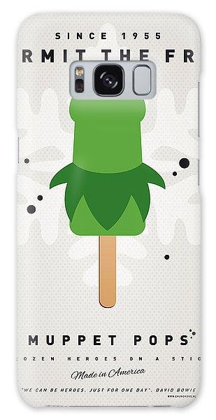 My Muppet Ice Pop - Kermit Galaxy S8 Case