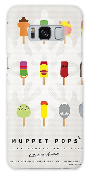 The Eagles Galaxy Case - My Muppet Ice Pop - Univers by Chungkong Art